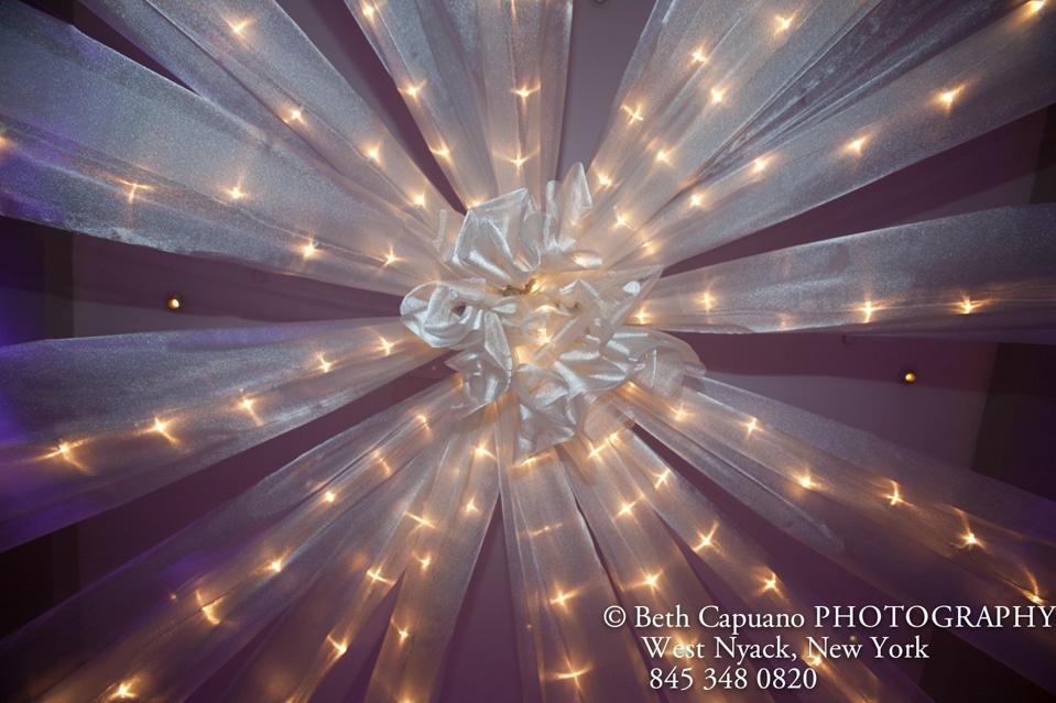 Ceiling D Party Event Decor