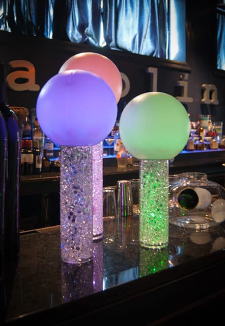 Aqua Gems Centerpieces 183 Party Amp Event Decor 183 Balloon Artistry