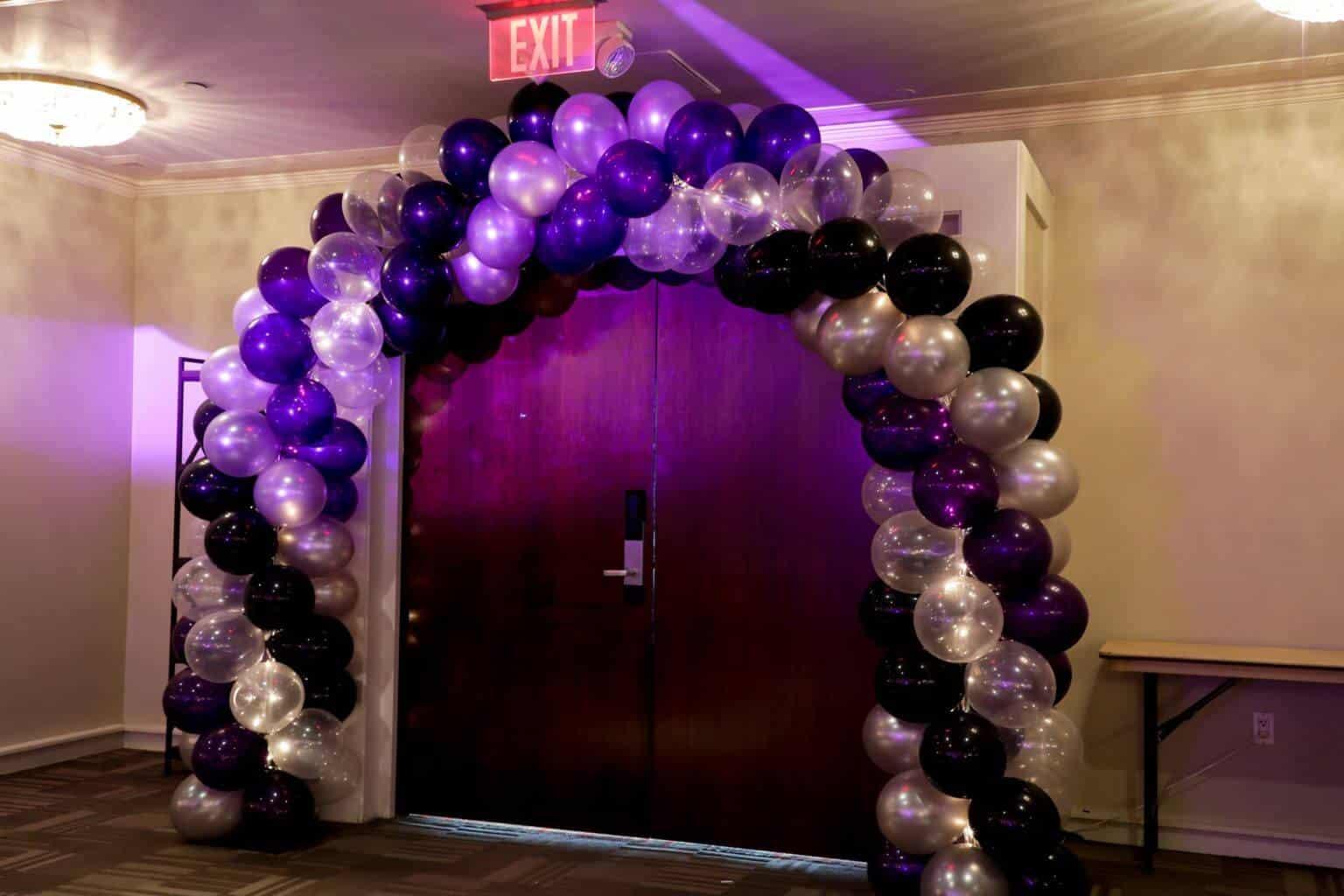 Balloon Arches Columns Party Event Decor Balloon Artistry