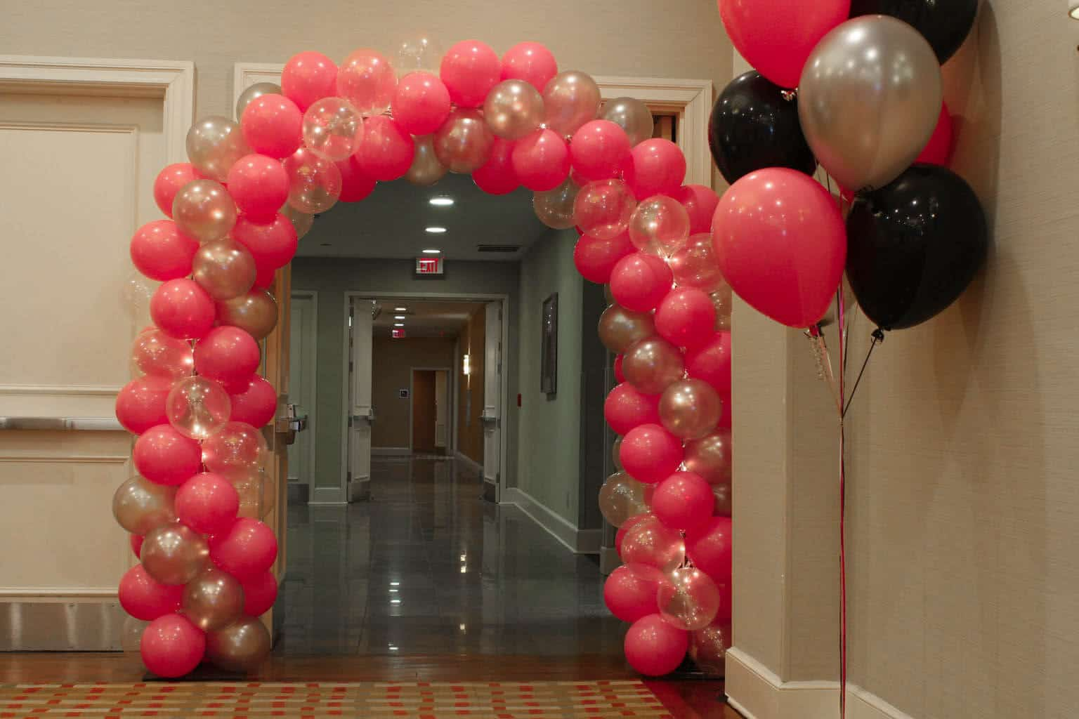 Balloon Arches Columns Balloon Artistry