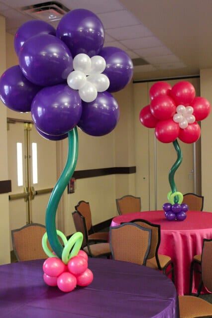 First birthdays balloon artistry