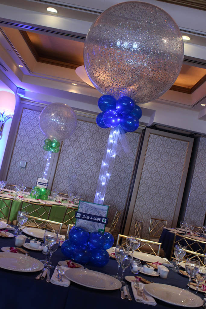 Balloon Centerpieces Balloon Artistry