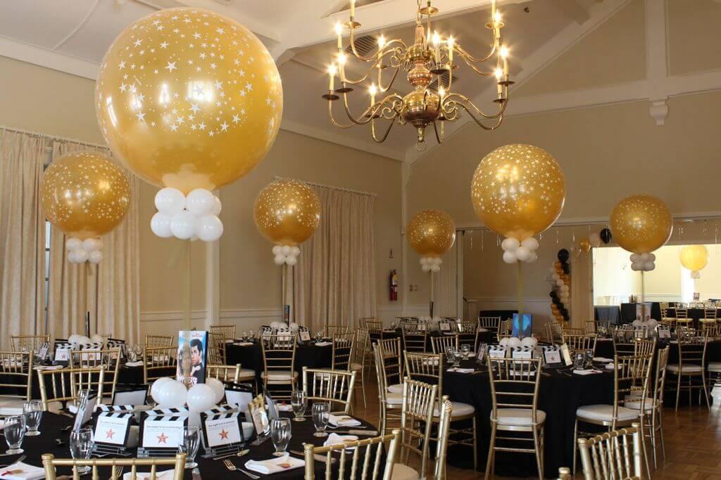 balloon centerpieces balloon artistry do it yourself centerpieces for 60th birthday party