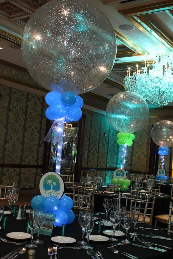 balloon centerpieces balloon artistry