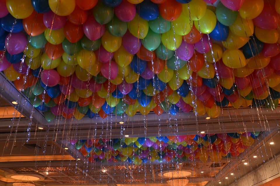 Balloon ceiling pictures to pin on pinterest pinsdaddy