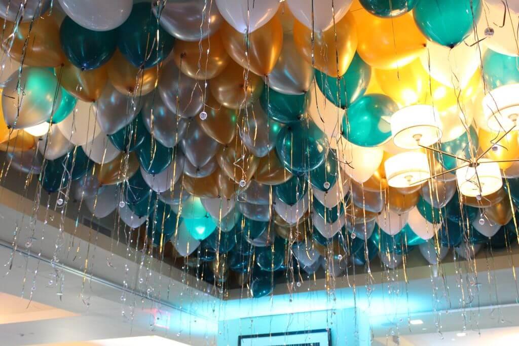 Ceiling D 233 Cor Balloon Artistry