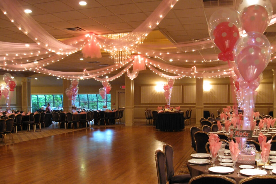Tulle Ceiling Decor Theteenline Org