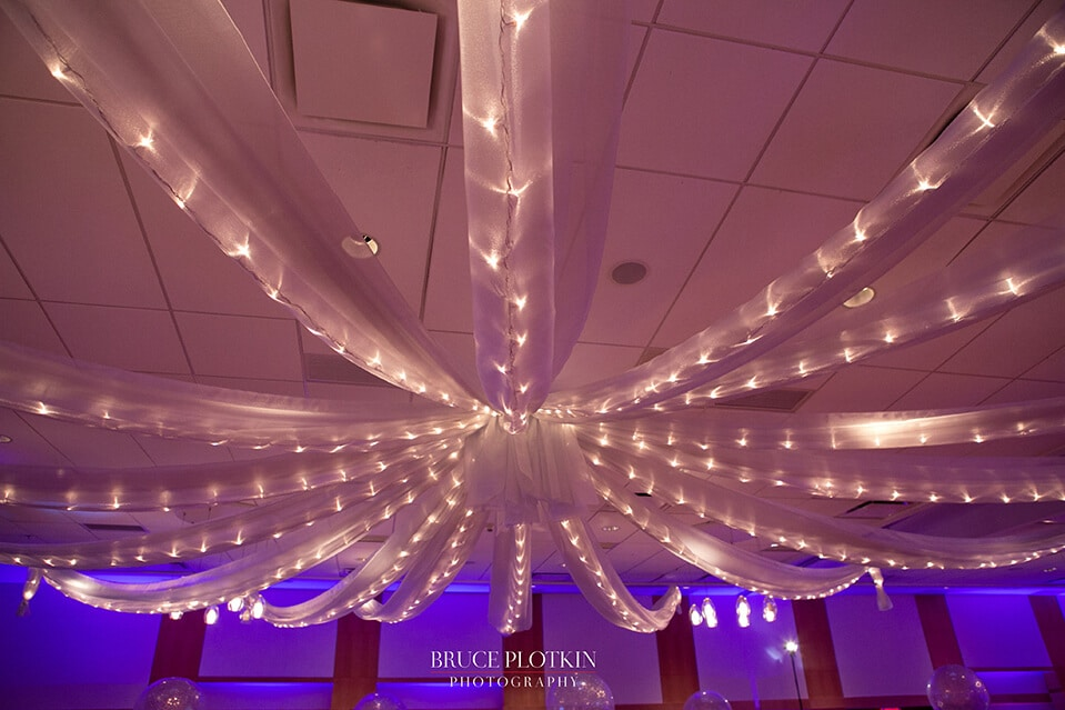 Ceiling Draping Party Event Decor Balloon Artistry