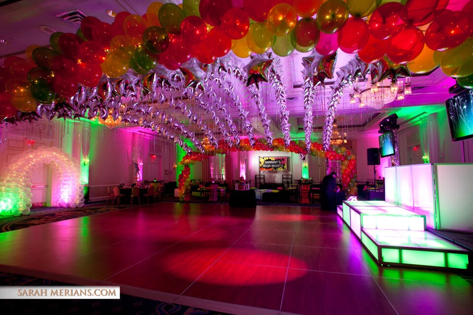 """Images tagged """"LED Uplighting"""" - Balloon Artistry"""