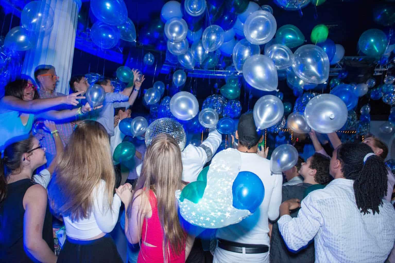 Exploding Balloons Balloon Artistry