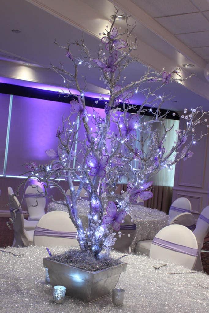 Centerpiece Tree Lights : Magnificent centerpieces balloon artistry