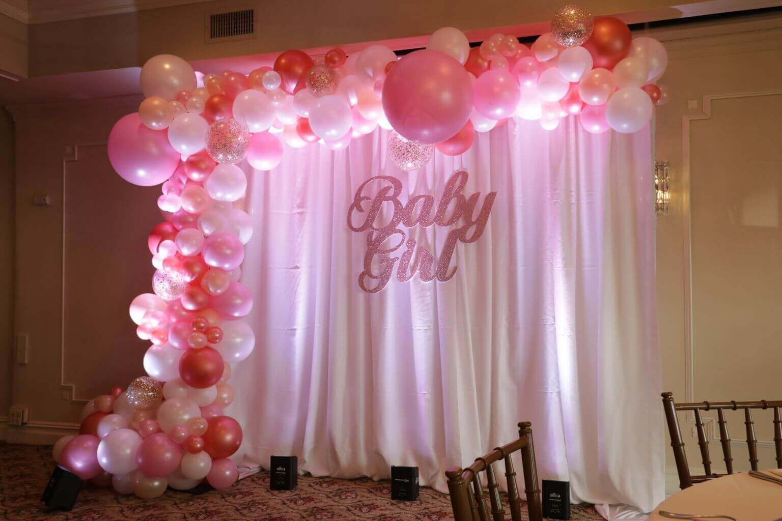 Baby Showers Baby Namings Balloon Artistry