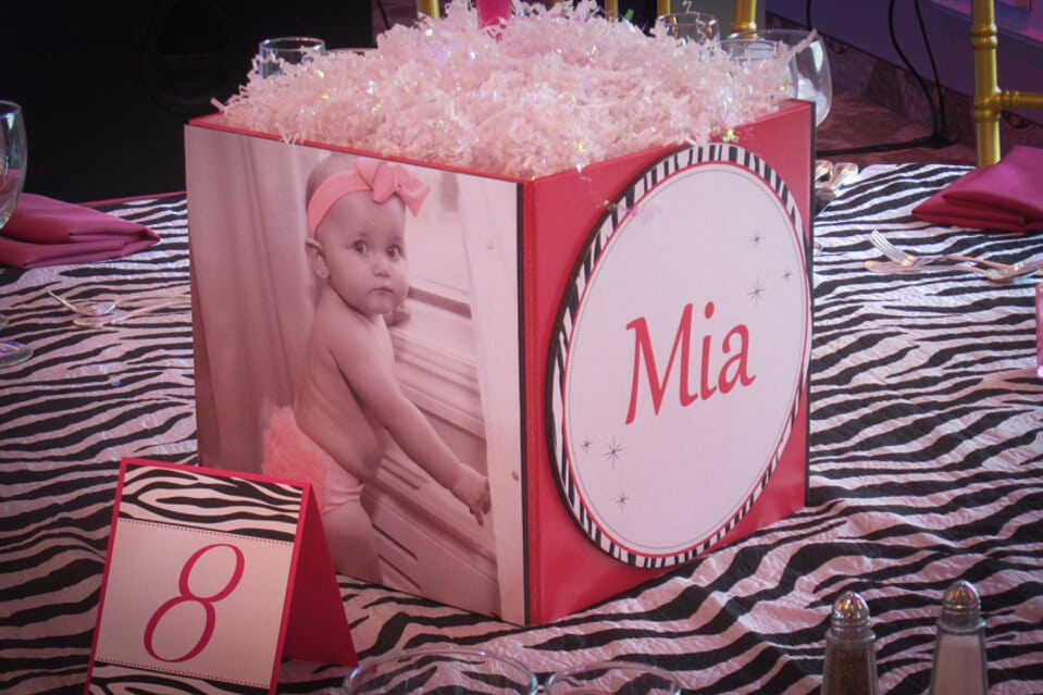 Centerpieces For 1st Birthday Prettypersonal Store