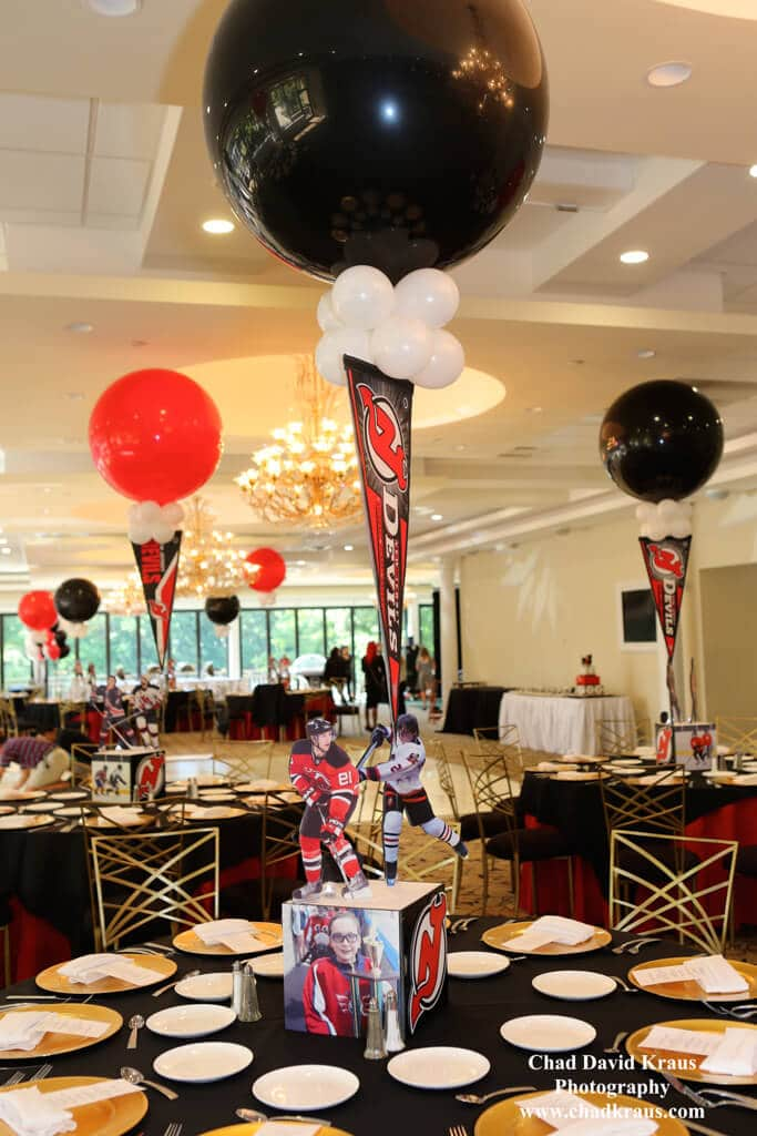 Sports Themed Centerpieces · Party & Event Decor · Balloon