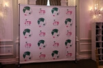 Travel Themed Step & Repeat