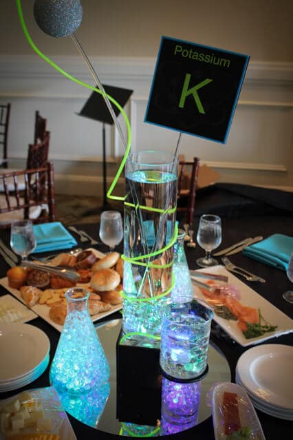 Engineering Party Ideas : Images tagged quot science theme balloon artistry