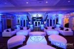 Blue Room Lighting