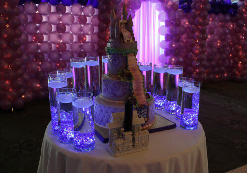 Candle Lighting Displays