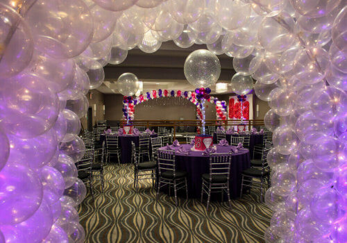 Balloon Arches & Columns
