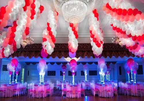 Magnificent Party Rooms