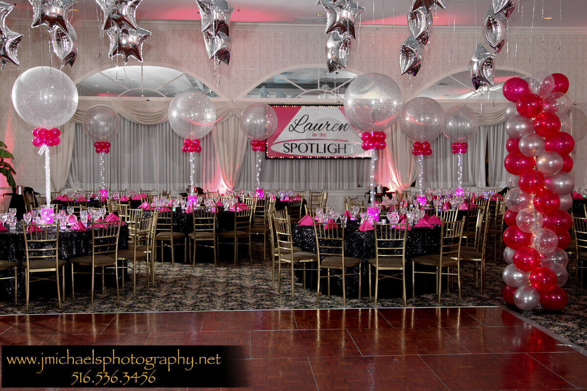 Bat Mitzvah Decor bar mitzvah decorators | westchester | bergen | rockland | ny ct & nj